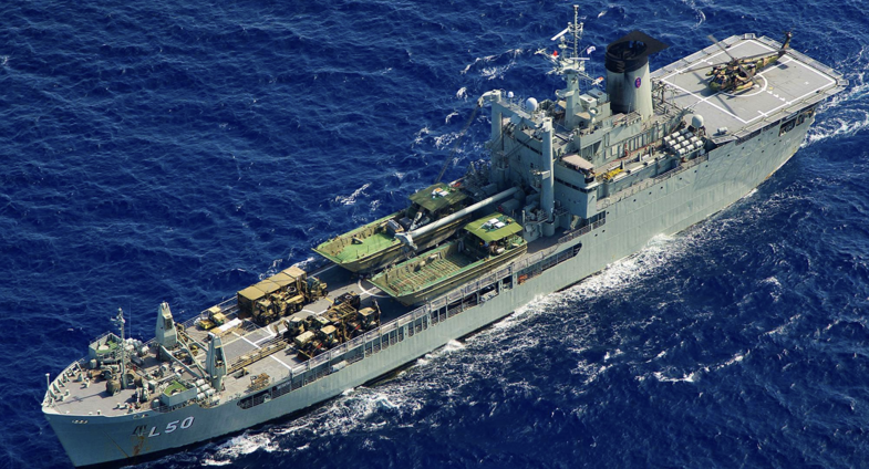 HMAS Tobruk - Now an exciting dive wreck